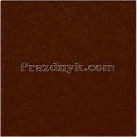 Фетр 20х30 темно-коричневий 3 мм
