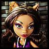 "Monster High Clawdeen Wolf ― Клодін Вульф з колекції ""Музичний фестиваль"" , фото 3"