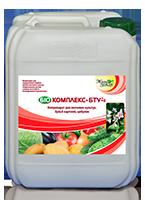 Биокомплекс-БТУ для овощных культур 5литров, БТУ-центр