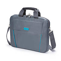 "Сумка для ноутбука DICOTA Slim Case BASE 12-13.3"" grey/blue"