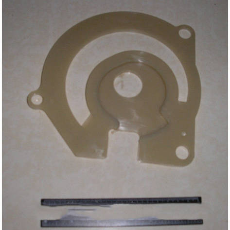 Прокладка Н126.13.002 сеялки СУПН-8, фото 2