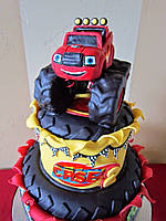 Торт в виде машины. Торт Машина., фото 1