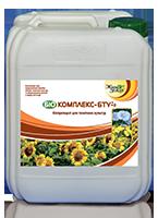Биокомплекс-БТУ для технических культур 5 литров, БТУ-центр