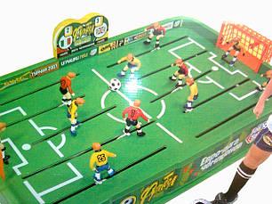 """Настольная игра """"Футбол"""" Joy Toy 0705 на штангах, фото 2"""