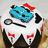 Торт в виде машины. Торт Машина., фото 9