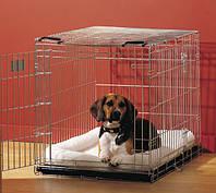 Savic ДОГ РЕЗИДЕНС (Dog Residence) клетка для собак, цинк, 76Х53Х61 см (про скидку узнавайте у менед