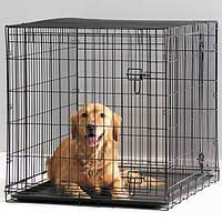 Savic ДОГ КОТТЕДЖ (Dog Cottage) клетка для собак, 107Х72Х79 см (про скидку узнавайте у менеджера)