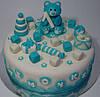 Торт на 1 годик мальчику, фото 6