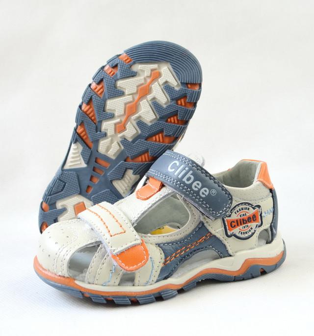 Clibee сандалии для мальчиков