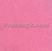 Фетр 20х30 розовый-2 2 мм