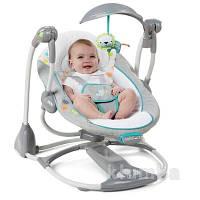 Детская кресло-качалка Bright Starts 10215 Львенок