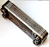Теплообменник ГВС пластинчатый, 12 пластин, соединение - резьбовое, L=148 мм, код сайта 4096, фото 2
