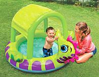 Intex 57110 Детский бассейн с крышей