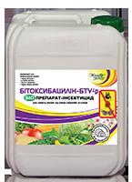 Битоксибацилин-БТУ 5литров, БТУ-центр