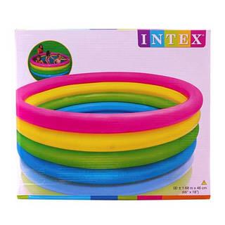 Intex 56441 Детский бассейн 168 х 46 см