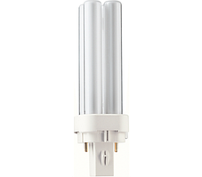 Лампа General Electric F10DBX/T3/827/2P G24d-1 (Венгрия)