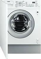 Встраиваемая стирально-сушильная машина AEG L61470WDBI