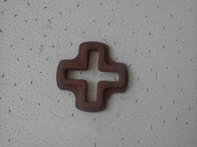 Крестовина СЗГ 00.202 на сеялку зерновую СЗ-3,6, фото 2