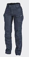 Брюки тактические женские Helikon-Tex® Women's UTP® Jeans - Denim Blue