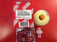 Масляный фильтр на Toyota Highlander.Код:04152-YZZA1