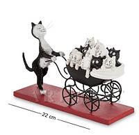 "Статуэтка ""Кошка с коляской!"" Parastone DUB 25"