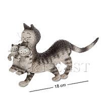 "Статуэтка ""Кошка с котятами"" Parastone DUB 26"