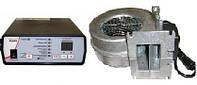 Комплект RV и Krypton (вентилятор и автоматика) для твердотопливных котлов