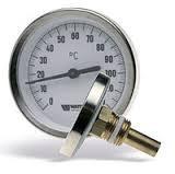 Термометр watts Т63/50 биметаллический для котла