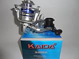 Котушка спиннинговая Kaida SH 3000A 4+1п, фото 3