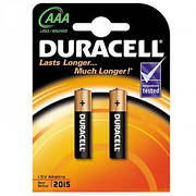 Батарейка Duracell LR03 MN2400 2шт.