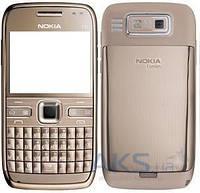 Корпус Nokia E72 Bronze