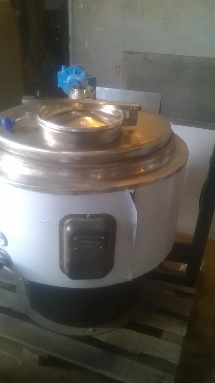 Котел варильний вакуумний кпе-200