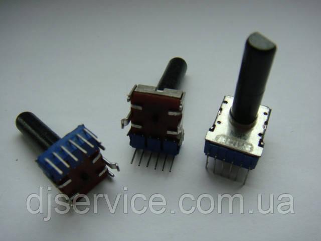 Потенциометр ALPS 104b  (b100k)  23mm для пультов
