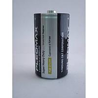 Батарейка Pleomax R20 1шт.