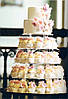Торт (пирамида) из капкейков, фото 2