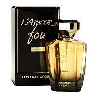 Emanuel Ungaro L'Amour Fou Elixir edp 100 ml. w  оригинал