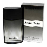 Ermenegildo Zegna Forte edt 50ml. m  оригинал