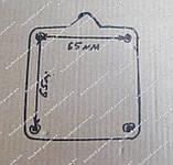 Стартер для бензокосы (4 зацепа, плавный пуск), фото 2