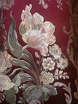 """Штора Жаккард """"Цветы"""" №5, фото 3"""