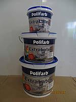 Краска водоэмульсионная Полифарб Экстра Латекс 4,2 кг.