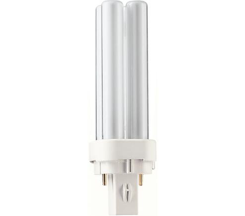 Лампа General Electric F10DBX/T3/865/2P G24d-1 (Венгрия)