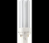Лампа General Electric F10DBX/T3/865/2P G24d-1 (Венгрия), фото 1