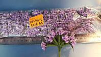 Букет цветочков фиолетовый