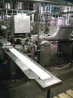 Автомат для фасовки масла в пачку, брикет 400гр