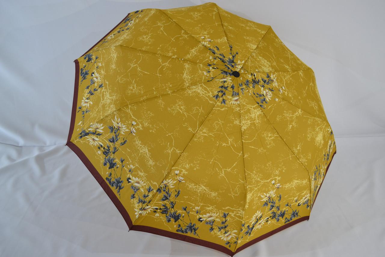 """Жіночий парасольку повний автомат на 10 спиць від фірми """"Срібний Дощ""""."""