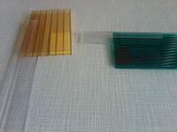П-образный поликарбонатный профиль 10 мм