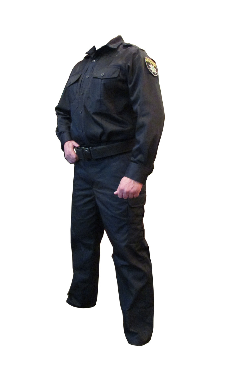 Форма патрульной полиции Украины: брюки тактические, китель (лето)