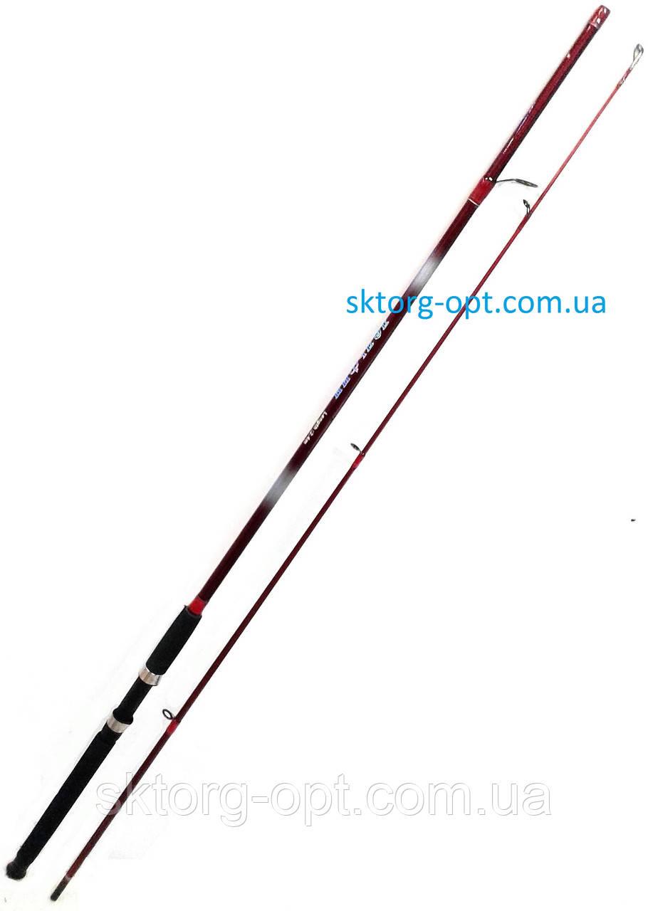 Спиннинг NF ДЕЛЬФИН 2.1м 30-60гр