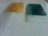 П-образный поликарбонатный профиль 16 мм