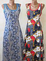 Платье летнее больших размеров с 48 по 62 р